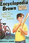 Encyclopedia Brown and the Case of the Secret Pitch Cover