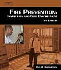Fire Prevention : Inspection and Code Enforcement (3RD 07 Edition)