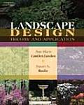 Landscape Design Theory & Application