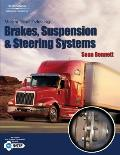 Modern Diesel Technology : Brakes, Suspension and Steering (07 Edition)