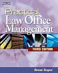 Practical Law Office Management 3rd Edition