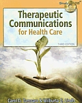 Therapeutic Communications for Health Care Cover
