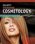 Milady's Standard Cosmetology Textbook 2008 Cover