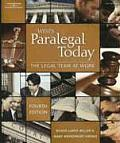 Wests Paralegal Today The Legal Team 4th Edition