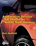 Automotive Service Job Sheets for Natef Task Mastery (08 - Old Edition)