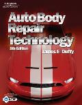 Auto Body Repair Technology (5TH 09 Edition) Cover
