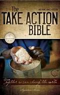 Take Action Bible-NKJV: Together We Can Change the World