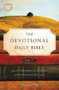 Devotional Daily Bible-NKJV-Signature: 365 Daily Scripture Readings with Devotional Insights