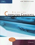 New Perspectives on Computer Concepts: Introductory with CDROM (New Perspectives) Cover