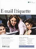 E-mail Etiquette + CBT, Instructor's Edition (Ilt)