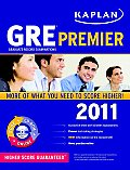 Gre Examination, 2011 Premier - With CD (10 Edition)