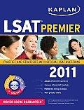 Kaplan LSAT 2011 Premier With CD Rom