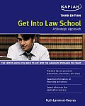 Get Into Law School 3rd Edition