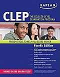 Kaplan CLEP: The College-Level Examination Program (Kaplan CLEP)