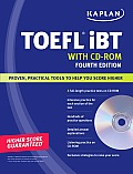 Kaplan TOEFL iBT 4th Edition with CDROM
