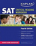 Kaplan SAT Critical Reading Workbook (Kaplan SAT Critical Reading Workbook)