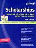 Kaplan Scholarships: Billions of Dollars in Free Money for College (Kaplan Scholarships) Cover