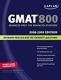 Gmat 800 2008 2009