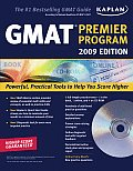 Kaplan GMAT: Premier Program with CDROM (Kaplan GMAT Premier Program)