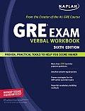 Kaplan GRE Exam Verbal Workbook 6th edition