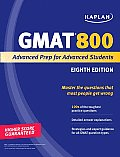GMAT 800 Advanced Prep For Advanced Students 8th Edition
