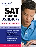 Kaplan SAT Subject Test US History 2011