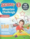 Score Mountain Challenge Math Workbook Grade 3 Ages 8 9