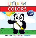 Little Pim Colors English Spanish French