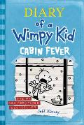 Cabin Fever (Diary of a Wimpy Kid #6) Cover