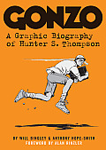 Gonzo: A Graphic Biography of Hunter S. Thompson Cover