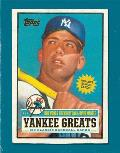 Yankee Greats 100 Classic Baseball Cards