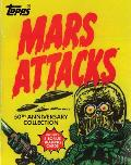 Mars Attacks [With 4 Bonus Trading Cards] Cover