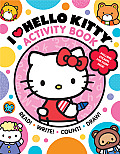 I Heart Hello Kitty Activity Book Read Write Count & Draw with Hello Kitty & Friends