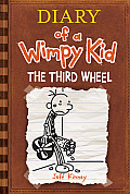 The Third Wheel (Diary of a Wimpy Kid #7) Cover