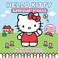 Hello Kitty Super-Sweet Stencils
