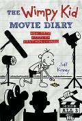 The Wimpy Kid Movie Diary: How Greg Heffley Went Hollywood Cover