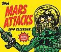 Cal14 Mars Attacks