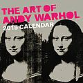 Art of Andy Warhol Calendar