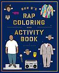 Bun Bs Rap Coloring & Activity Book