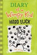 Diary of a Wimpy Kid 08 Hard Luck
