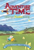 Adventure Time A Totally Math Poster Collection Poster Book