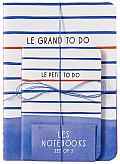 Paris Street Style Les Notebooks Set of 3