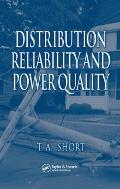 Distribution Reliability and Power Quality