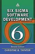 Six SIGMA Software Development