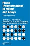 Phase Transformations in Metals and Alloys (3RD 09 Edition)