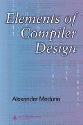 Elements of Compiler Design (08 Edition)