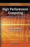 Chapman & Hall/CRC Computational Science #9: High Performance Computing: Programming and Applications