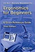 Ergonomics For Beginners 3rd Edition A Quick Ref
