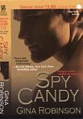 Spy Candy (Zebra Debut)