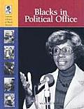 Blacks in Political Office (Lucent Library of Black History)